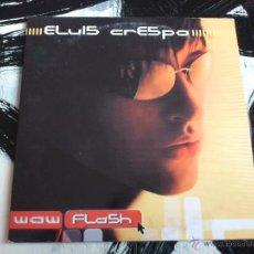 CDs de Música: ELVIS CRESPO - WOW FLASH - CD SINGLE - PROMO - 2 TRACKS - SONY - 2000. Lote 54040656
