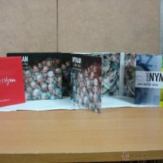 CDs de Música: MICHAEL NYMAN - FACING GOYA. AN OPERA IN FOUR ACTS - MN MUSIC MNRCD121/122 - 2011 - 2+1XCD. Lote 54043015