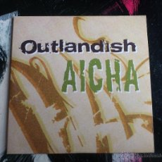 CDs de Música: OUTLANDISH - AICHA - CD SINGLE - PROMO - BMG - 2003. Lote 54084203