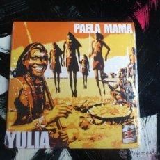 CDs de Música: PAELA MAMA - YULIA - CD SINGLE - PROMO - 3 TRACKS - BLANCO Y NEGRO - MASSAI PAELLA. Lote 150799277