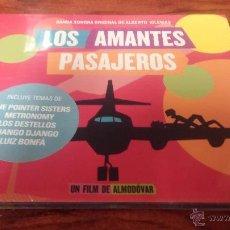 CDs de Música: LOS AMANTES PASAJEROS CD DIGIPACK - BSO. Lote 143214926