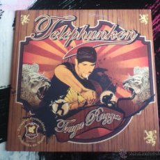 CDs de Música: TELEPHUNKEN - TRAGA RAGGA - CD SINGLE - PROMO - EL DIABLO! - 2005. Lote 54105804