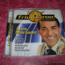 CDs de Música: LUIS MARIANO CD. Lote 54107832