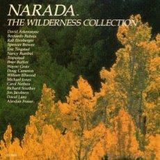 CDs de Música: NARADA - THE WILDERNESS COLLECTION - CD ALBUM - 16 TRACKS - NARADA PRODUCTIONS 1990. Lote 54108318
