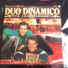 CDs de Música: DUO DINAMICO - ROGARE - CD SINGLE - PROMO - SONY - 1993. Lote 54125316