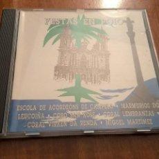 CDs de Música: FESTAS EN POIO-VARIOS ARTISTAS-CD-15 TEMAS-EDICIONS DO CUMIO-AÑO 1995-C 9. Lote 54130135