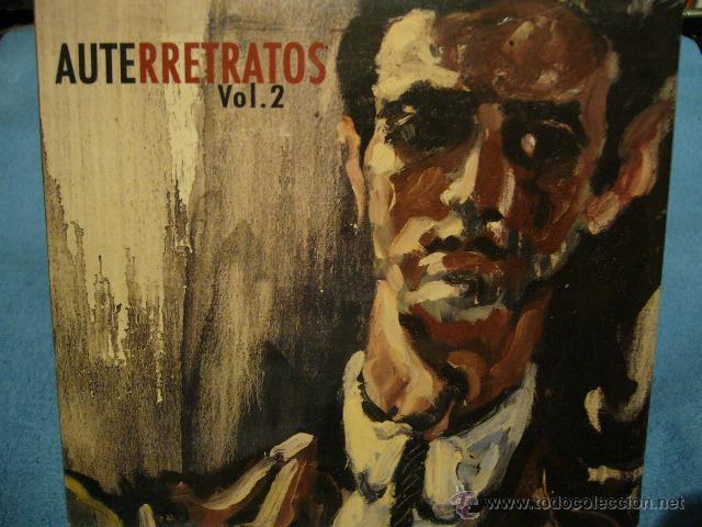 AUTE. AUTERRETRATOS VOL.2 LUIS EDUARDO AUTE 2 CD´S. (Música - CD's Latina)