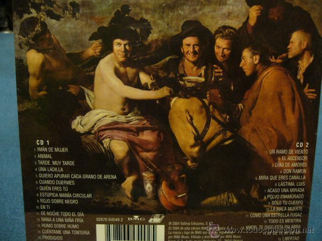 CDs de Música: AUTE. AUTERRETRATOS VOL.2 LUIS EDUARDO AUTE 2 CD´S. - Foto 2 - 76544349