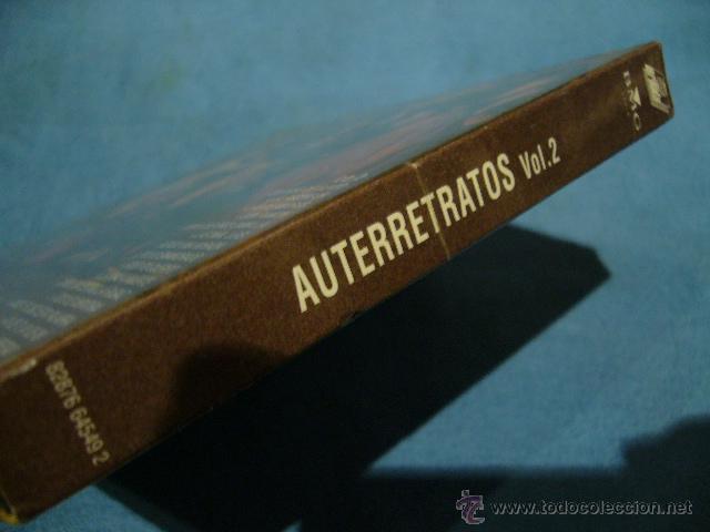 CDs de Música: AUTE. AUTERRETRATOS VOL.2 LUIS EDUARDO AUTE 2 CD´S. - Foto 5 - 76544349