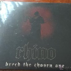 CDs de Musique: RHINO- BREED THE CHOSEN ONE -CD-9 TEMAS-PRECINTADO-2186 67 . Lote 54141693