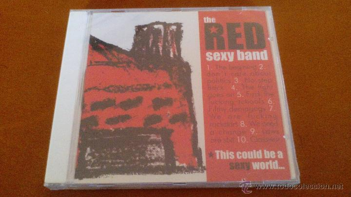 THE RED SEXY BAND-THIS COULD BE A SEXY WORLD-CD-OUTLINE (2000) (Música - CD's Otros Estilos)