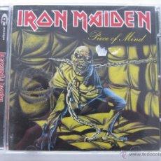 CDs de Música: CD IRON MAIDEN - PIECE OF MIND. Lote 54145357