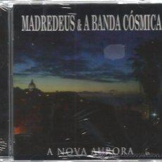CDs de Música: CD MADREDEUS & A BANDA COSMICA : A NOVA AURORA. Lote 54154994