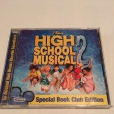 CDs de Música: CD MÚSICA HIGH SCHOOL MUSICAL 2. Lote 54155868