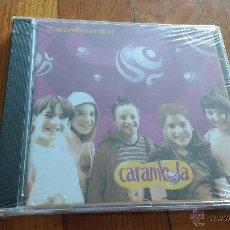 CDs de Música: CD NUEVO PRECINTADO CARAMBOLA CARAMBOLANDIA. Lote 54159834