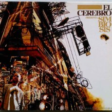 CDs de Música: EL CEREBRO PRESENTA SIMBIOSIS - CD DIGIPAK. Lote 54165323