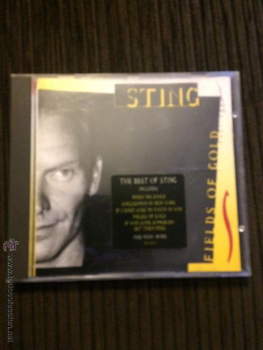 musica sting fields of gold