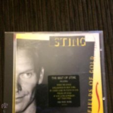CDs de Música: STING - FIELDS OF GOLD - THE BEST OF STING 1984-1994. Lote 54169809