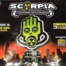 CDs de Música: CD SCORPIA CENTRAL DEL SONIDO (3 CDS). Lote 54172118