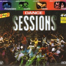 CDs de Música: CD DANCE SESSIONS ( 4CDS) PROGRESIVE - TECHNO - DANCE - HOUSE . Lote 54173840