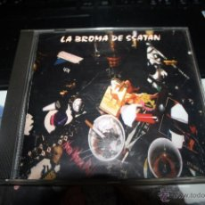 CDs de Música: LA BROMA DE SSATAN. Lote 54195595
