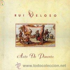 CDs de Música: RUI VELOSO - AUTO DA PIMIENTA (DOBLE CD) ORIGINAL EMI PORTUGAL. NUEVO. Lote 54197526