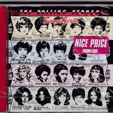 CDs de Música: ROLLING STONES - SOME GIRLS - CD. EDICIÓN DE 1987. PRECINTADO. . Lote 54222856