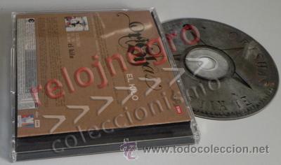 CDs de Música: EL KILO - ORISHAS - CD - SENCILLO - PROMOCIONAL - MÚSICA - GRUPO CUBANO - CUBA - Foto 2 - 54235331