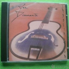 CDs de Música: JOE DIAMANTE INDEFINITION CD ALBUM HEAVY 1994 18 TRACK PEPETO. Lote 54235944