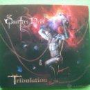 CDs de Música: 3 QUARTERS DEAD TRIBULATION CD ALBUM HEAVY VER VIDEO . Lote 54242664