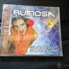 CDs de Música: CD NUEVO PRECINTADO RUÏNOSA GRATAND'ON GRATAND'OFF CLUB SÚPER 3 TV3 TELEVISIÓN TV. Lote 54243578