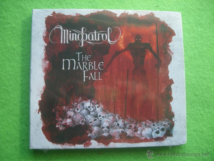 MINDPATROL THE MARBLE FALL CD ALBUM 2015 PRECINTADO HEAVY VER VIDEO PEPETO (Música - CD's Heavy Metal)