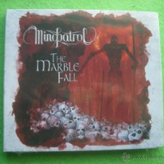 CDs de Música: MINDPATROL THE MARBLE FALL CD ALBUM 2015 PRECINTADO HEAVY VER VIDEO PEPETO. Lote 54257104