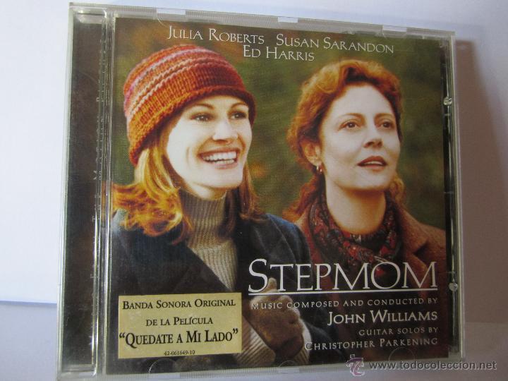 CD STEPMON BANDA SONORA DE LA PELICULA QUEDATE A MI LADO JOHN WILLIAMS JULIA ROBERTS SUSAN SARANDON (Música - CD's Bandas Sonoras)