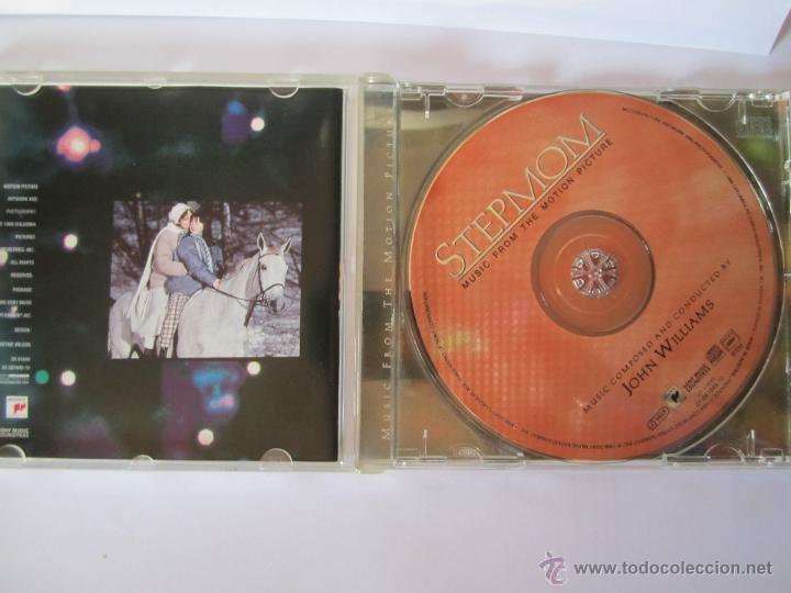 CDs de Música: cd stepmon banda sonora de la pelicula quedate a mi lado john williams julia roberts susan sarandon - Foto 3 - 54261656