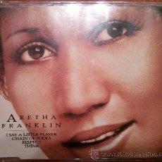 CDs de Música: ARETHA FRANKLIN - ARETHA FRANKLIN (CD, SINGLE). Lote 54264610