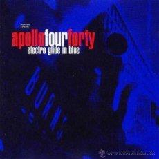 CDs de Música: APOLLO FOUR FORTY - ELECTRO GLIDE IN BLUE (CD, ALBUM). Lote 54270588