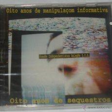 CDs de Música: OITO ANOS DE SECUESTROS CD DIPLOMATICOS DE MONTE ALTO - KELTOI! - NACION REIXA - SKACHA - .... Lote 54275115