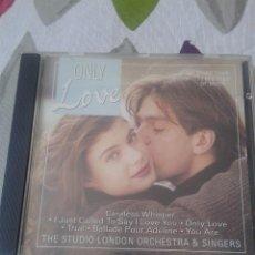 CDs de Música: ONLY LOVE 1991. Lote 54284024