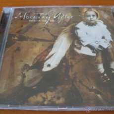 CDs de Música: MORNING AFTER BENEATH THE REAL CD GOTHIC/MELODIC METAL-ROCK 2003. Lote 54288078