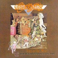 CDs de Música: AEROSMITH - TOYS IN THE ATTIC (COLUMBIA, 474964 2 CD, ALBUM, RE, REMASTERIZADO, 1993). Lote 54289962