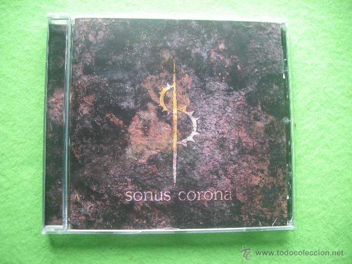 SONUS CORONA - SONUS CORONA (2015) CD ALBUM HEAVY VER VIDEO PEPETO (Música - CD's Heavy Metal)