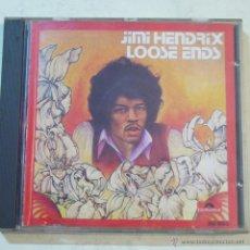 CDs de Música: JIMMY HENDRIX - LOOSE ENDS - CD 1988. Lote 54312873