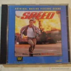 CDs de Música: BSO SPEED - CD 1994. Lote 54320436