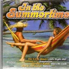 CDs de Música: CD IN THE SUMMERTIME . Lote 54320976