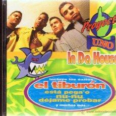 CDs de Musique: CD PROYECTO UNO ¨IN DA HOUSE¨. Lote 54325056