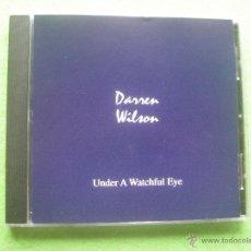 CDs de Música: DARREN WILSON UNDER A WATCHFUL EYE CD ALBUM 1998 HEAVY . Lote 54326534
