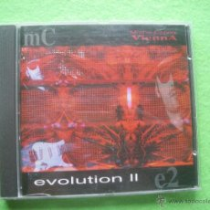 CDs de Música: MISHA CALVIN VIENNA EVOLUTION 2 CD ALBUM 1995 HEAVY VER VIDEO. Lote 54326809
