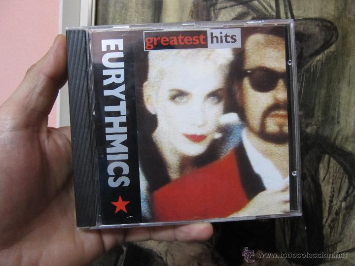 eurythmics greatest hits cd artwork