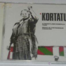 CDs de Música - KORTATU A FRONTLINE COMPILATION CD PRECINTADO - 119617854